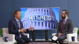 Straight Talk: Chuck Todd on journalism, politics in the Trump era