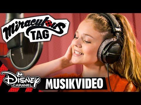 MIRACULOUS - Der Titelsong Mit Faye Montana - Das Musikvideo 🐞❤️🎶 | Disney Channel Songs