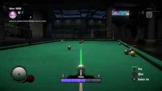 HUSTLE KINGS-ONLINE-PS4-FTP-CAP 6 NUEVA MODALIDAD SNOOKER