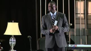 Forgiveness, a Path to Redemption | Yusef Salaam | TEDxSingSing