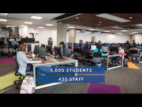 Centre for Applied Technology time-lapse tour