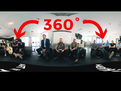 360° Men's Style Panel (Sven Raphael Schneider, Tanner Guzy, Eric Bandholz, Ryan Masters and More)