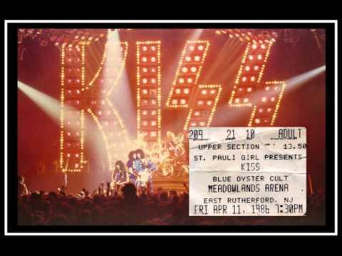 "KISS - ""Whole Lotta Love"" - Meadlowlands Arena, 1986"