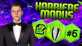 FIFA 16 : KARRIEREMODUS BORUSSIA MÖNCHENGLADBACH #6 - CHAMPIONS LEAGUE!