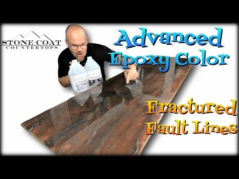 Advanced Epoxy Free Color Training