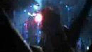 Fragmentos del concierto y una cancion completa WEB OF NIGHT!!!.En ...