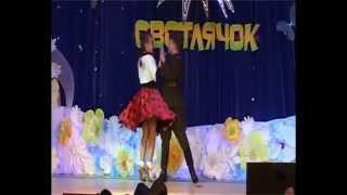Лучший танец вальс на День Победы