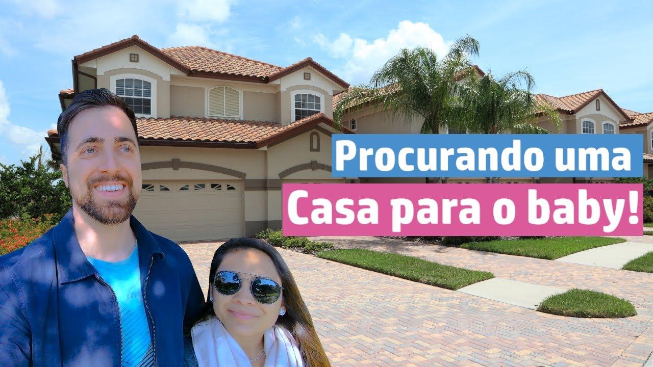 Diário de Gravidez - Procurando uma CASA para o BABY - Ep 02