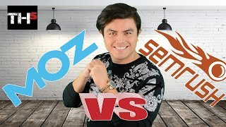 MOZ vs SEMRush 2019 - Side by Side Comparison: Which SEO Tool is Better?