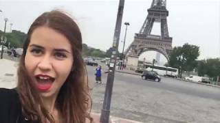 Fancy Vlog from my trip to Paris!!!