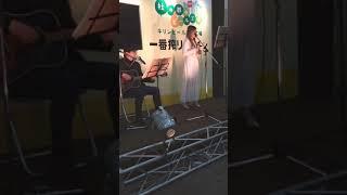 仙台光のページェント点灯式ライブ KIRIN一番搾りキッチン Nameless エ...