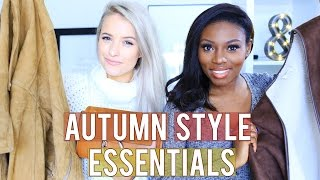 Autumn Winter Style Essentials with Patricia Bright | Inthefrow