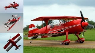 Aerobatics Air Show - Insane Low Pass - Flying Display - Low Aerobatic Flight