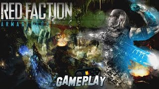 Red Faction Armageddon PC Gameplay