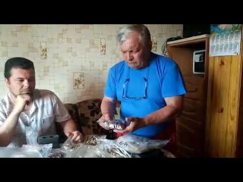 Продукция от Наиля едет  в Лисаковск (Казахстан)