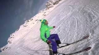 atomic redster d2 sl 3 0 ski test