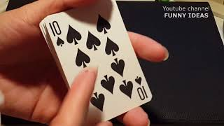 10 MAGIC COLOR CHANGE CARD TRICKS
