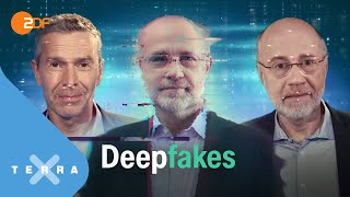 Deepfakes – der Manipulation ausgeliefert?