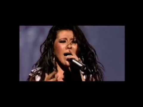 Christina Aguilera - Epic Whistle - What A Girl Wants (LIVE)