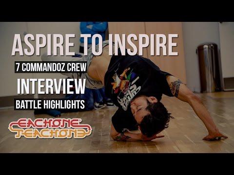 """""""Aspire to inspire""""   7 Commandoz (Korea)"""