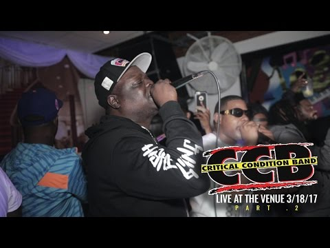 CCB   Live At The Venue   Ft. Shooters (Abm) Rick (Reaction) Bo (Tcb)    Presented By: NNS (part .2)
