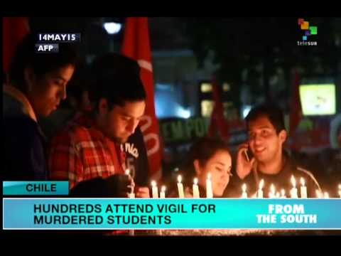 Chile Mourns 2 Students Killed Following Protests