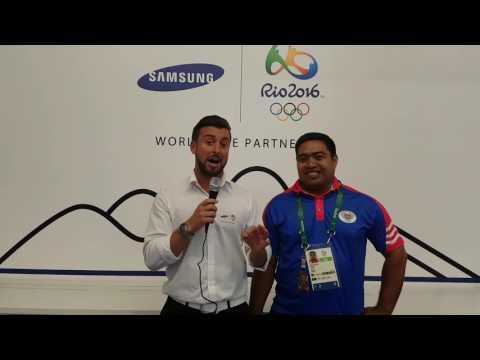 Push Up Challenge - Day 5 with David Katoatau