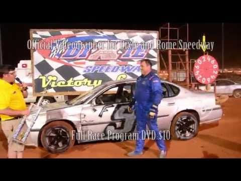 Dixie Speedway 8/27/16 Official Highlights!