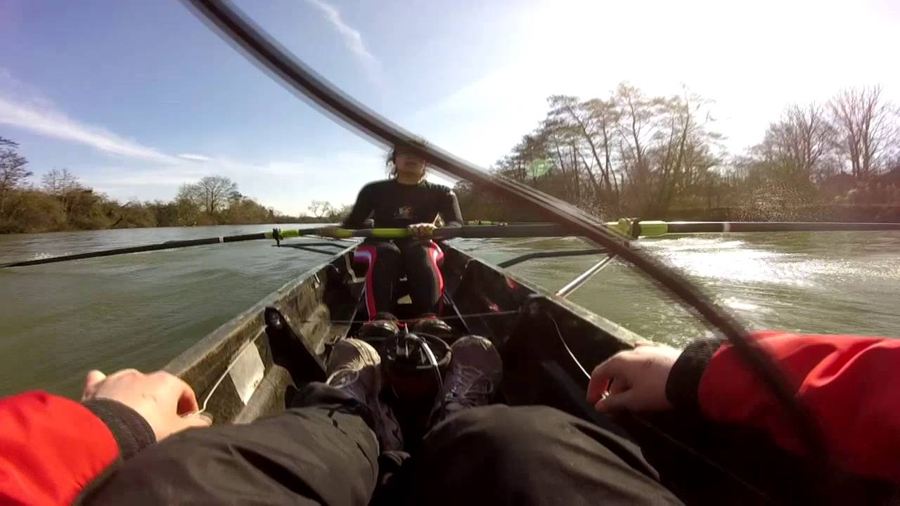 Cardiff University, Alumni and High Performance Spring/Summer Rowing