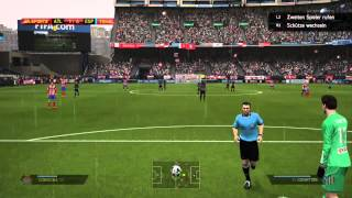Fifa 14 Epic Bug: The Referee is running Laps Thumbnail