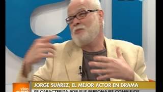 Vivo en Argentina - Jorge Suárez - 20-09-12