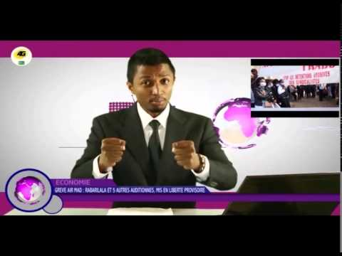 Clash Info du 05  JUILLET 2015 by tv plus madagascar