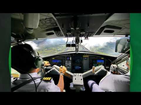Piloto de Avianca testigo del suceso del Avion de Chapecoense