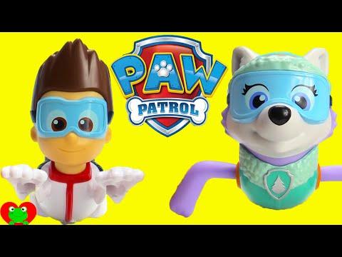 New Paw Patrol Paddlin