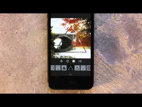 Fragment - Prismatic Photo Effects App for iPhone and iPad
