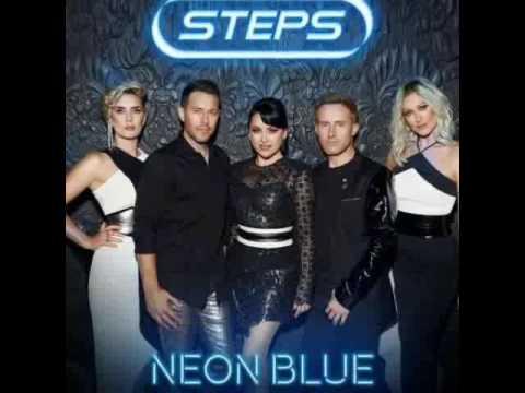 Steps - Neon Blue (7th Heaven Radio Edit)