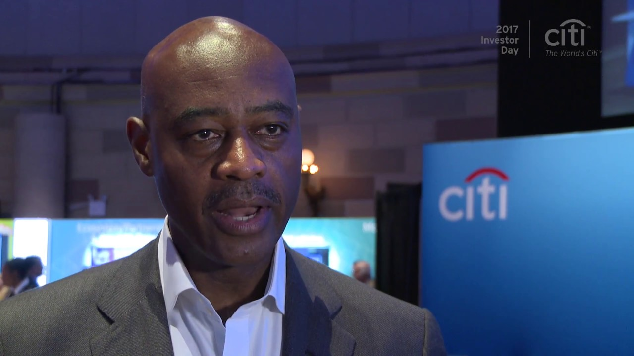 Citi's Head of Corporate and Investment Banking at Investor Day 2017