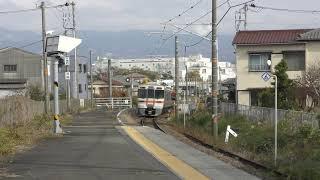 JR御殿場線 2544M大岡発-下土狩方面JR Gotemba Line 2544M Leaving Ōoka for Shimotogari Dec/2020