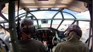 Flying the Avro Anson