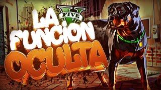 ¿LA FUNCIÓN OCULTA DE CHOP? - GTA V
