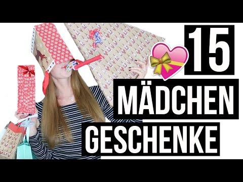 15 WEIHNACHTSGESCHENKE die Mädchen WIRKLICH wollen! | LaurenCocoXO