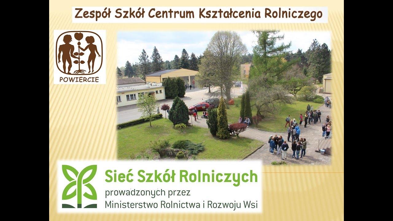 Download Oferta edukacyjna ZSCKR w Powierciu