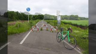 道道札幌恵庭自転車道線を東札幌から北広島まで走ってみた!@北海道札幌市・北広島市