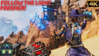New Apex Legends Seer Follow The Light Finisher With Legendary Heartthrob Skin! #4K