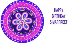 Simarpreet   Indian Designs - Happy Birthday