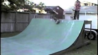 Jonathan And Nick Doin' Some Real Skatin'