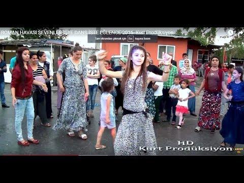 ROMAN HAVASI SEVENLER-İŞTE DANS İŞTE EĞLENCE 2016- Kurt Prodüksiyon