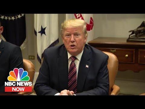 President Donald Trump's Toilet Rant Explained   NBC News NOW