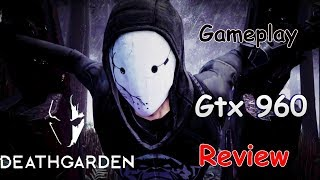 Death Garden Gameplay + review + Gtx 960 Fun game