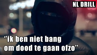 #DUTCHDRILL - Aanzetting tot Steekpartijen? Nederlandse Drill Rap (Documentaire)